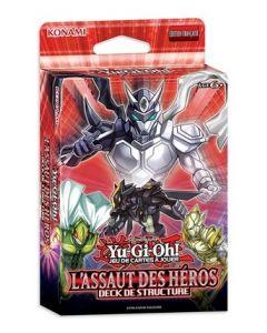 Yu-Gi-Oh - L'Assaut des Héros - Deck de Structure (Ré-Edition)