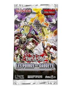 Yu-Gi-Oh - Les Poings des Gadgets - Pack(s)