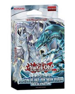 Yu Gi Oh - La Saga du Dragon Blanc aux Yeux Bleus - Deck de Structure (Ré-Edition)
