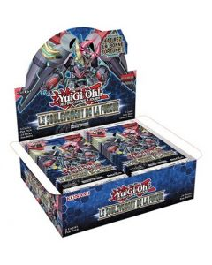 Yu-Gi-Oh - Le Soulèvement de la Fureur - Boite de 24 Packs
