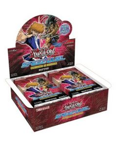 Yu-Gi-Oh - Speed Duel - Cicatrices de Batailles - Boite de 36 Packs