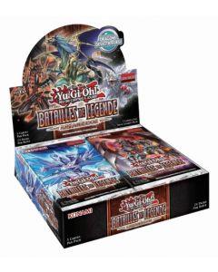 Yu-Gi-Oh - Batailles de Légende - Armaggedon - Boite de 24 Packs