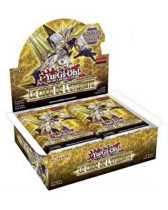 Yu-Gi-Oh - Le Code de l'Eternité - Boite de 24 Packs