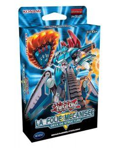 Yu-Gi-Oh - Deck de Structure - La Folie Mécanisée