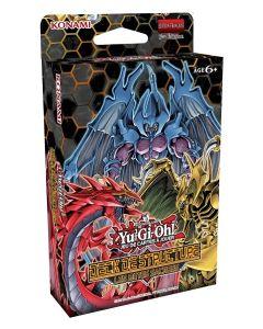 Yu-Gi-Oh - Deck de Structure - Les Bêtes Sacrées