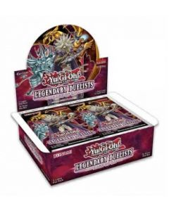 Yu-Gi-Oh - Duellistes Légendaires - La Rage de Râ - Boite de 36 Packs (FR)