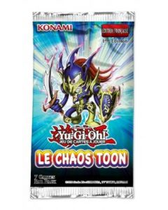 Yu-Gi-Oh - Le Chaos Toon - Pack(s)
