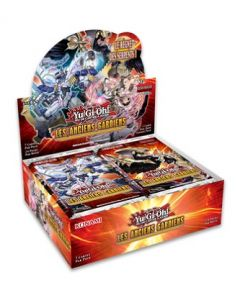 Yu-Gi-Oh ! - Les Anciens Gardiens - Boite de 24 Packs