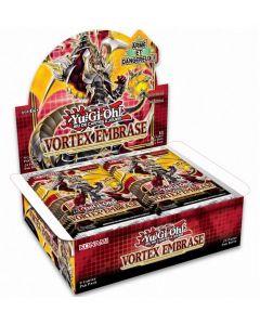 Yu-Gi-Oh - Vortex Embrasé  - Boite de 24 Packs
