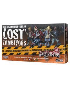 Zombicide - Lost Zombivors