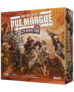 Zombicide Saison 3 - Rue Morgue