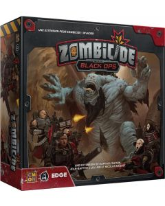 Zombicide Invader Ext Saison 1 Black Ops