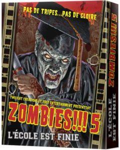 Zombies!!! 5 - L'Ecole est Finie