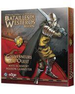 Batailles de Westeros - Gouverneurs de l'Ouest