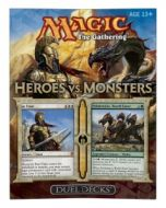 Magic - Duel Decks - Heroes vs Monster (Anglais)
