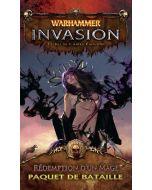 Warhammer (JCE) - Invasion - Rédemption d'un Mage