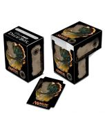 Magic - Deck Box - Mana 4 - White Ajani