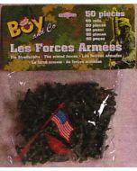 Boy and Co - Les Forces Armées - 50 Soldats