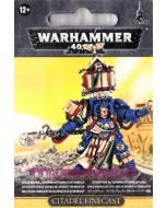 Warhammer 40000 (JdF) - Space Marines - Archiviste en Armure Terminator