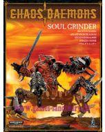 Warhammer et 40000 (JdB) - Démons du Chaos - Broyeur d'Ames