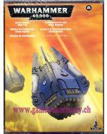 Warhammer 40000 (JdF) - Space Marines - Module d'Atterrissage