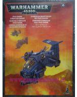 Warhammer 40000 (JdF) - Space Marines - Escorteur Stormtalon