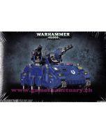 Warhammer 40000 (JdF) - Space Marines - Stalker ou Hunter