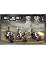 Warhammer 40000 (JdF) - Dark Angels - Escadron de Motards