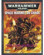 Warhammer 40000 (JdF) - Space Marines du Chaos - Codex (Edition 2012)