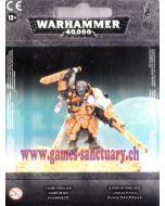 Warhammer 40000 (JdF) - Empire Tau - Sabre de Feu