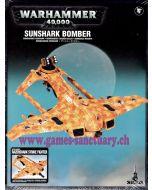 Warhammer 40000 (JdF) - Empire Tau - Bombardier Sunshark ou Chasseur Razorshark