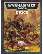 Warhammer 40000 (JdF) - Orks - Codex (Edition 2012)