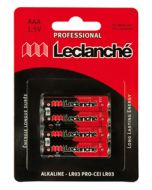 Piles - Leclanché Professional - AAA / LR03