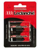 Piles - Leclanché Professional - C / LR14