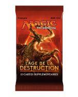 Magic - L'Age de la Destruction - Booster(s)