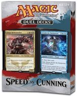 Magic - Duel Decks - Speed vs Cunning (Anglais)