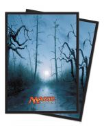 Magic the Gathering - Mana 5 - Swamp - Deck Protector (80)