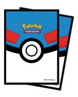Pokémon - Great Ball - Deck Protector Sleeves