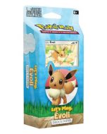 Pokémon - Let's Play - Deck à Thème - Evoli