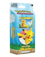 Pokémon - Let's Play - Deck à Thème - Pikachu