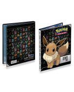 Pokémon - Eevee - Portfolio 4 Pochettes