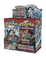 Pokémon - Soleil et Lune - Invasion Carmin - Boîte de 36 Boosters