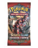 Pokémon - Soleil et Lune - Invasion Carmin - Booster(s)