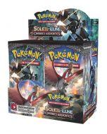 Pokémon - Soleil et Lune - Ombres Ardentes - Boîte de 36 Boosters