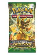 Pokémon - XY - Impact des Destins - Booster(s)