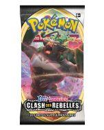 Pokémon - Epée et Bouclier - Clash des Rebelles - Boosters