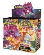 Pokémon - Epée et Bouclier - Ténèbres Embrasées - Boite de 36 Boosters