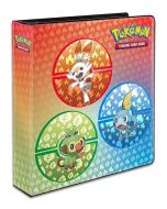 Pokémon - Sword and Shield - Galar Starters 2 - Album A4