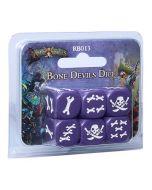 Rum & Bones - Bone Devils Dice