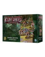 Runewars (JdF) - Unité de Cavaliers de Leonx